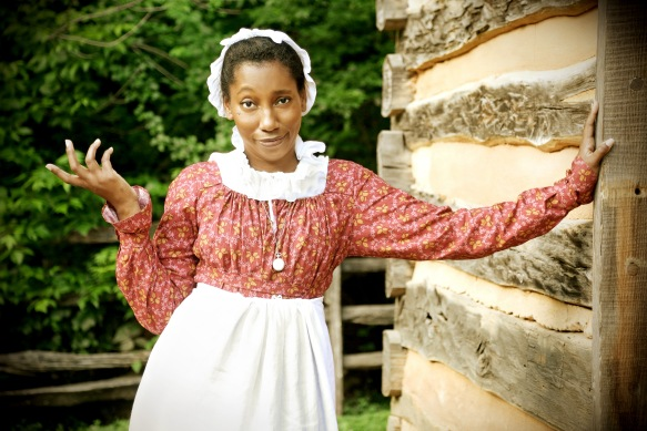 Azie Mira Dungey at Mount Vernon - photo by Johnny Shryock  http://www.corporateheadshotsla.com/